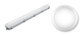 LED Waterproof Fixtures