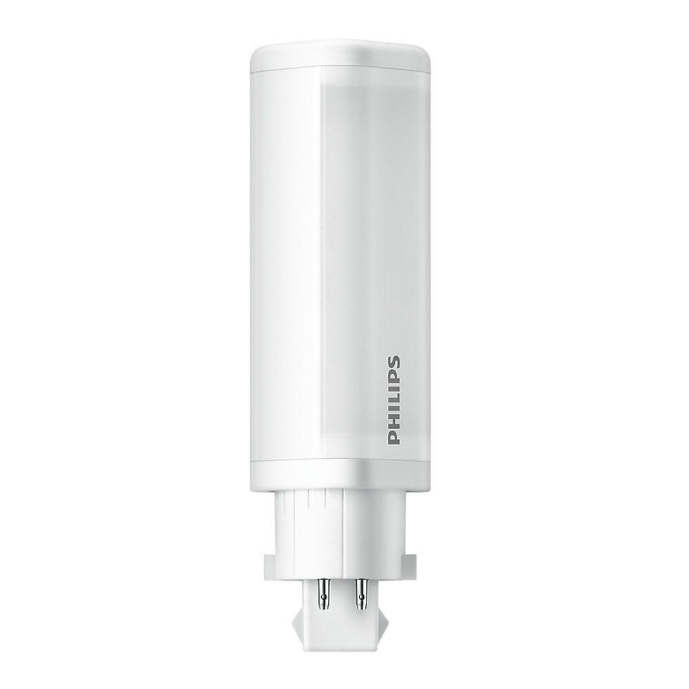 Philips CorePro PL-C LED 4.5W 840 | Zimna Biel - 4-Piny - Zamienne 10W & 13W