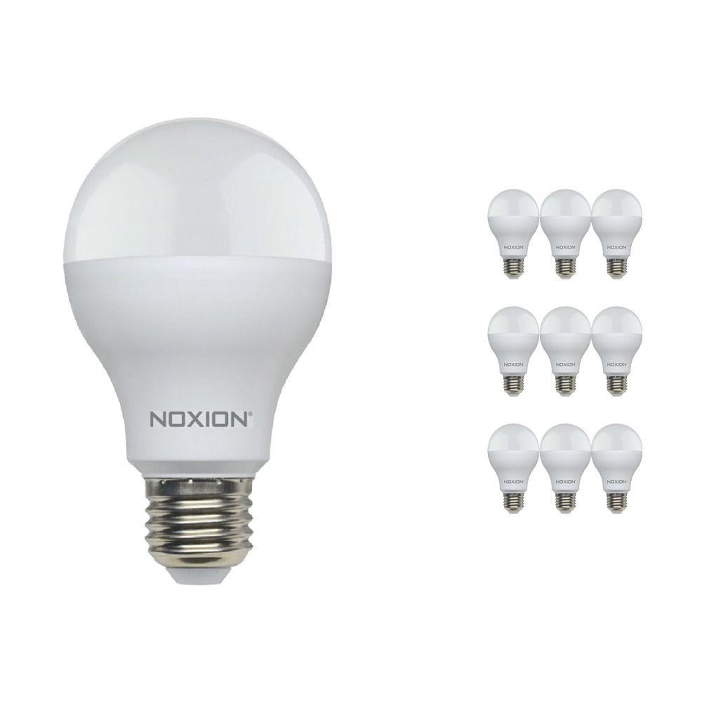 Opakowanie 10x Noxion Lucent LED Classic 14W 840 A60 E27   Zimna Biel - Zamienne 100W