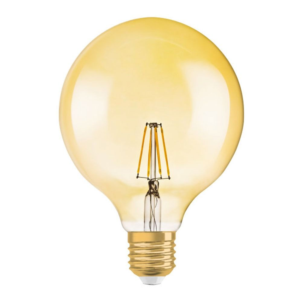 Osram Vintage 1906 LED E27 Globe 2.8W 824 Złoty | Zamienne 20W