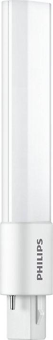 Philips CorePro PL-S LED 5W 840   Zimna Biel - 2-Piny - Zamienne 9W