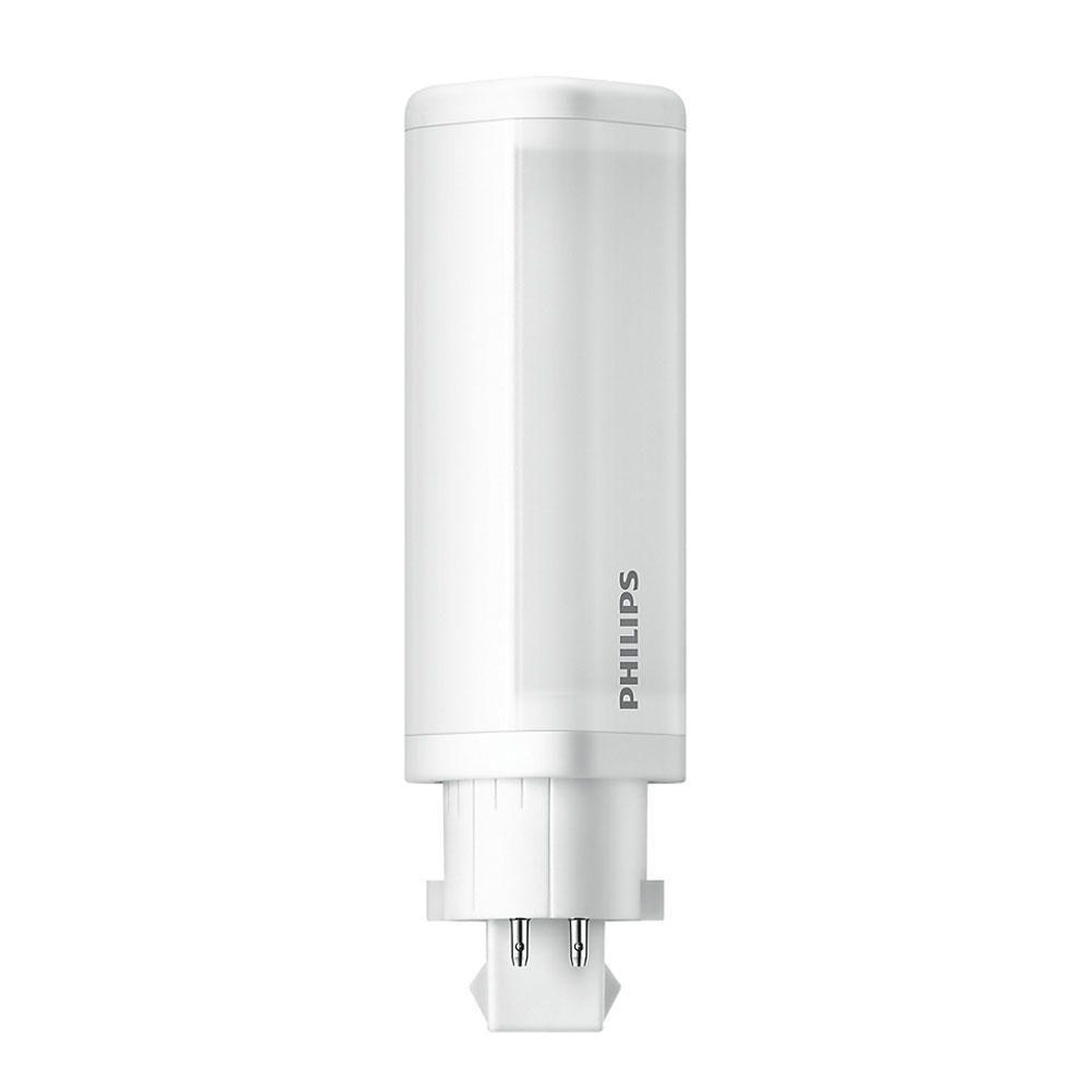Philips CorePro PL-C LED 4.5W 830   Ciepła Biel - 4-Piny - Zamienne 10W & 13W