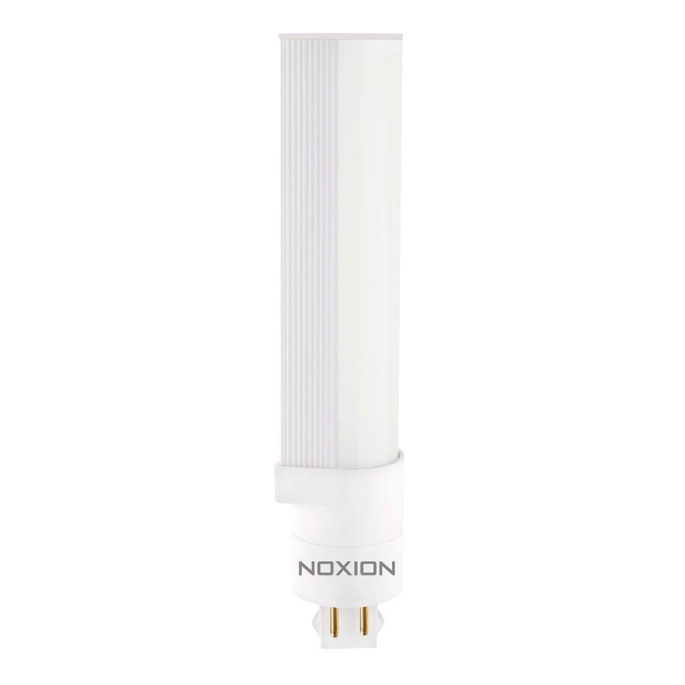 Noxion Lucent LED PL-C HF 6.5W 830 | Ciepła Biel - 4-Piny - Zamienne 18W
