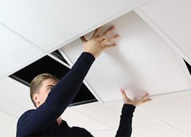 Jak zainstalować panel LED?